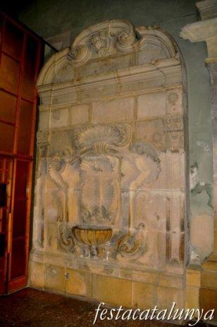Tàrrega - Església parroquial de Santa Maria de l'Alba