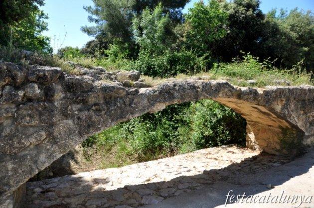 Castellet i la Gornal - Pont de les Massuques
