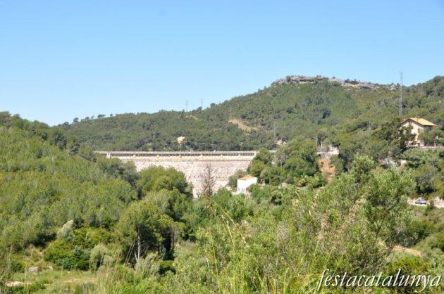 Castellet i la Gornal - Embassament de Foix