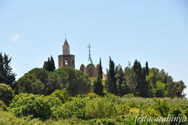 Castellet i la Gornal - Església de la Mare de Déu de Montserrat a Clariana