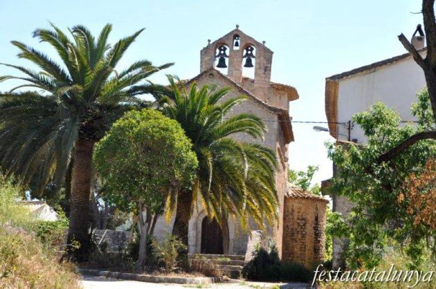Castellet i la Gornal - Església de Sant Esteve de Castellet, de les Massuques o de can Llopard