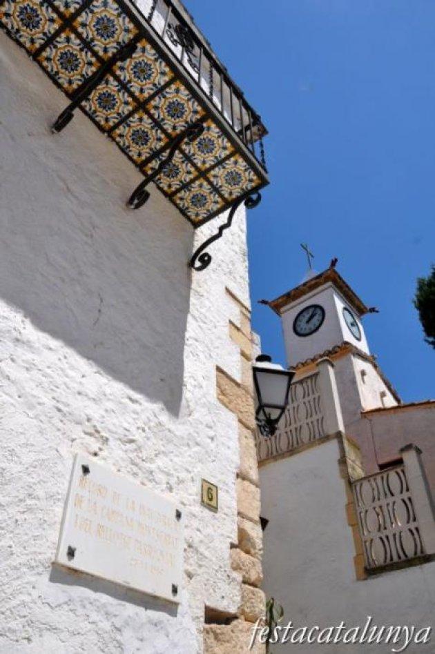 Castellet i la Gornal - Església parroquial de Sant Pere de la Gornal