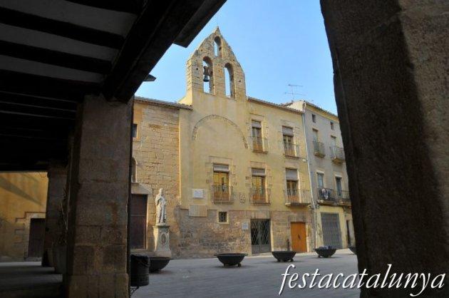 Tàrrega - Església de Sant Antoni