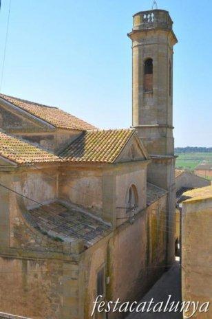 Tàrrega - Església parroquial de la Mare de Déu de l'Assumpció (La Figuerosa)