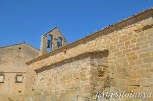 Tàrrega - Església parroquial de Sant Gil (Riudovelles)