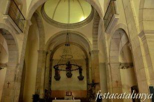 Tàrrega - Església parroquial de Sant Pere (Talladell)