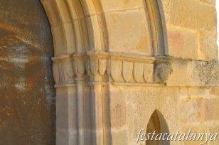 Tàrrega - Ermita de Santa Maria del Pedregal (Talladell)