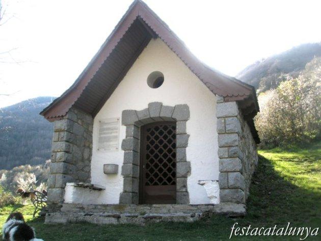 Bossòst - Capèla de Sant Cerat