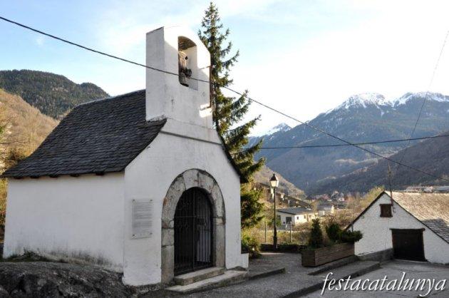 Bossòst - Capèla de Sant Roc