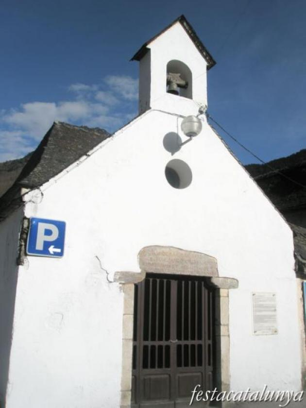 Bossòst - Capèla de Sant Sebastià i Sant Fabià