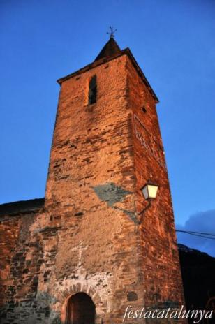 Begòs (Es Bòrdes) - Glèisa de Sant Roc