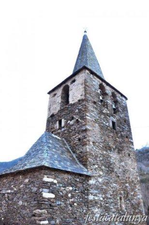Benòs (Es Bòrdes) - Glèisa de Sant Martin
