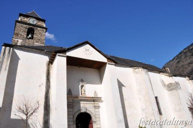 Les - Glèisa de Sant Joan Baptista