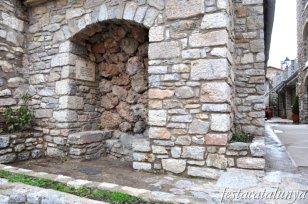 Castellar de n'Hug - Nucli antic