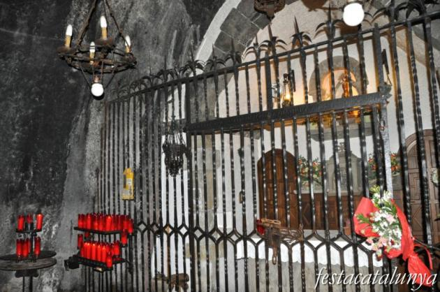 Gombrèn - Santuari de la Mare de Déu de Montgrony