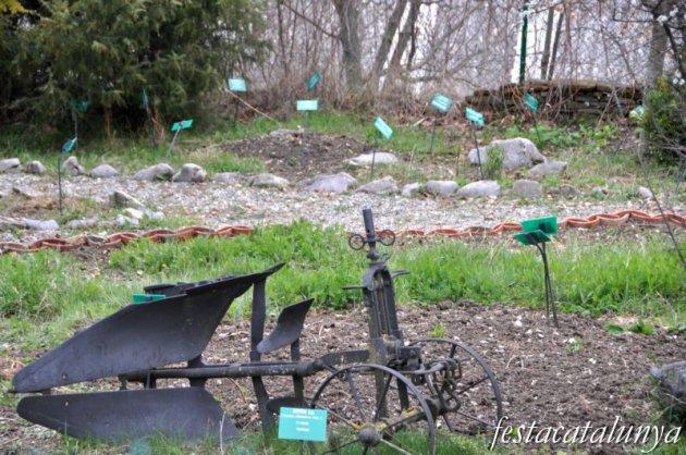 Gombrèn - Jardí botànic de plantes medicinals