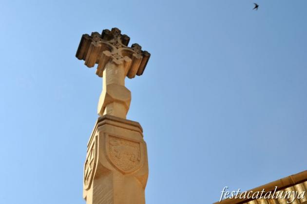 Bot - Creu templera