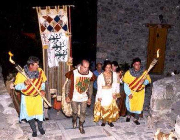 Bag� - Festes de la Baronia de Pin�s i Mercat Medieval (Foto: Consorci de Turisme de l'Alt Bergued�)