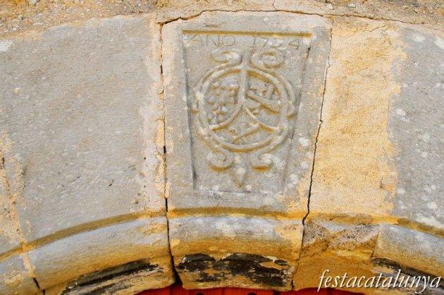 Batea - Capella de Sant Francesc d'Assís del Calvari