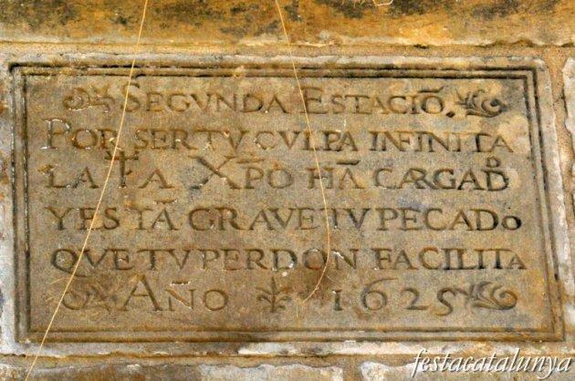 Batea - Capella de Sant Joan Baptista del Calvari