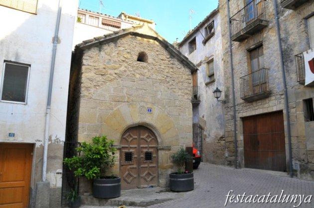 Batea - Capella de Sant Roc