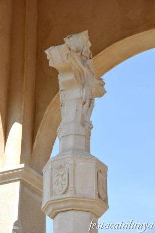 Batea - Creu de la Vall