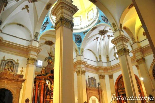 Batea - Església parroquial de Sant Miquel