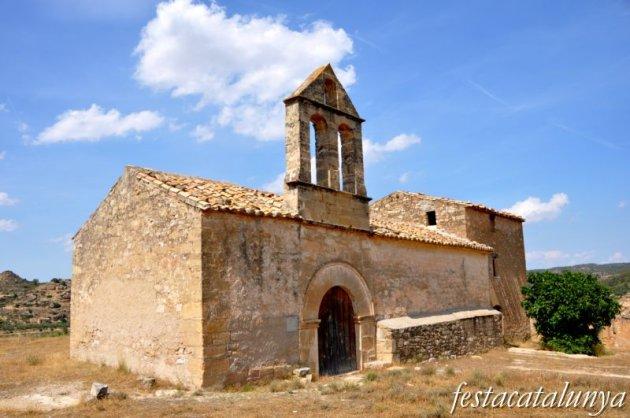 Batea - Església de la Transfiguració del Senyor de Pinyeres