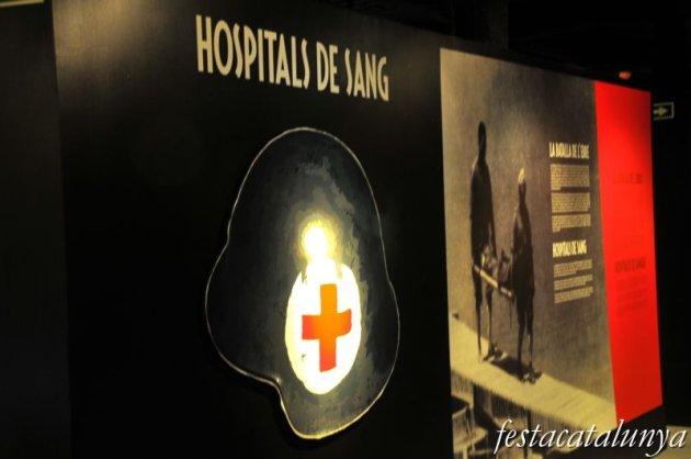 Batea - Espais de la Batalla de l'Ebre (Hospitals de Sang)