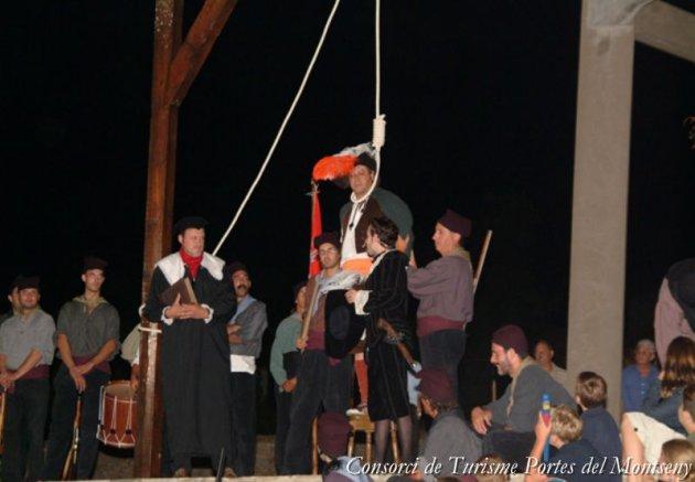 Taradell - Festa d'en Toca-Sons (Foto: Consorci de Turisme Portes del Montseny)