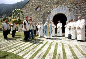 Queralbs - Festa de Sant Gil o dels Pastors (Foto: Vall de Núria)