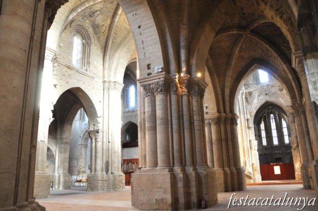 Lleida - Santa Maria de Lleida o la Seu Vella