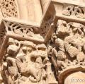 Santa Maria de Lleida o la Seu Vella (Portada Anunciata)