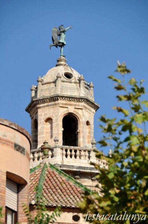 Vendrell, El - Església parroquial de Sant Salvador