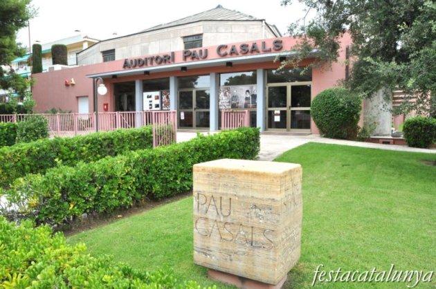 Vendrell, El - Auditori Pau Casals