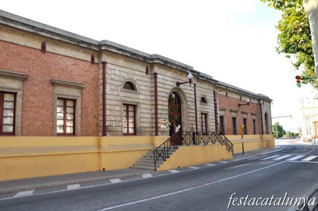 Vendrell, El - Estació del Ferrocarril
