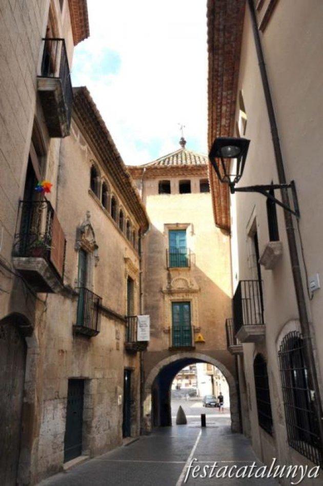 Vendrell, El - Portal i Casa del Pardo