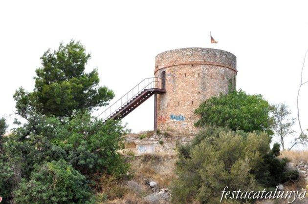 Vendrell, El - Torre Carlina (Torre del Botafoc)