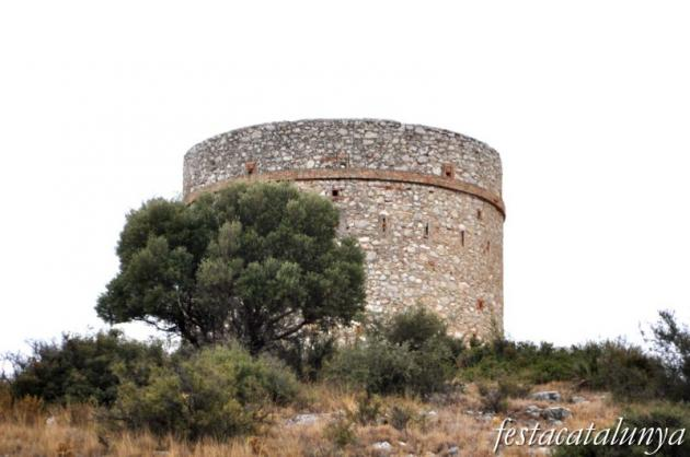 Vendrell, El - Torre Carlina (Torre del Puig)