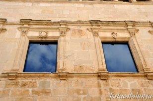 Linyola - Palau dels barons de Linyola