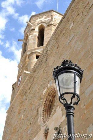 Linyola - Església parroquial de Santa Maria