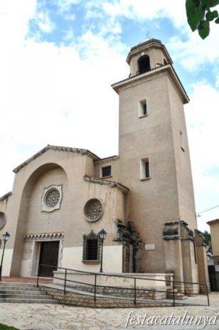 Vendrell, El - Església de Sant Ramon de Coma-ruga