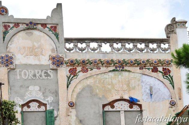 Vendrell, El - Vil·la Torres de Coma-ruga