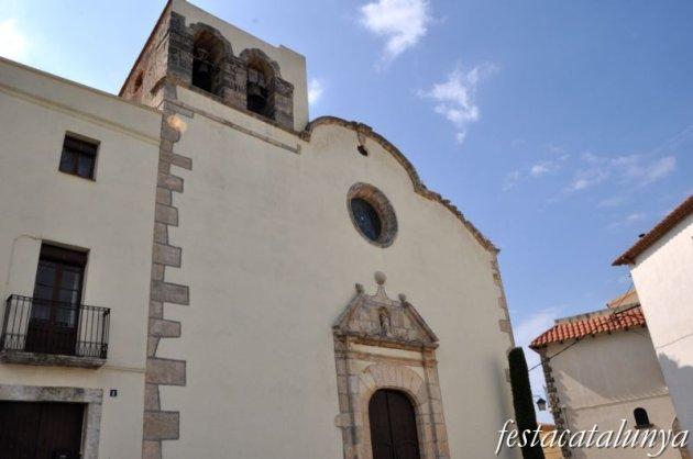 Vendrell, El - Església de Sant Vicenç de Calders