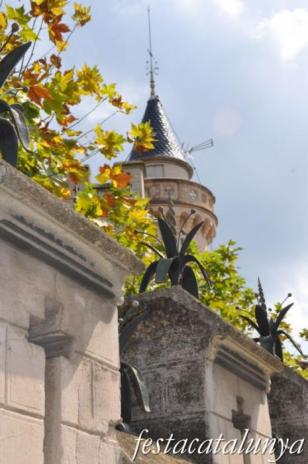 Arboç, L' - Torre Bellesguard o casa Pons