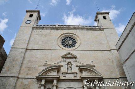 Arboç, L' - Església parroquial de Sant Julià
