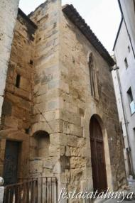 Arboç, L' - Capella dels Dolors de l'església parroquial de Sant Julià