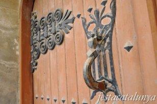 Arboç, L' - Carrer de la Muralla (Cal Correu)