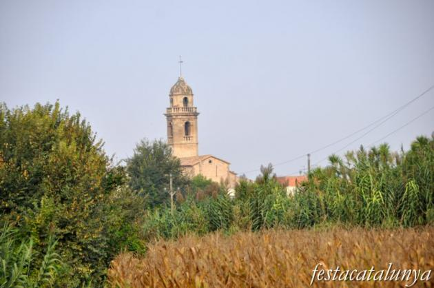 Barbens - Església parroquial de Santa Maria o de l'Assumpció