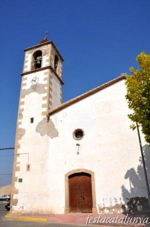 Vila-sana - Església parroquial de Sant Miquel d'Utxafava